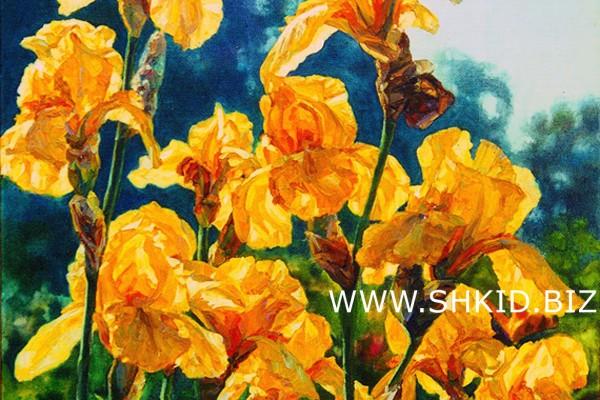 Букет. Цветы