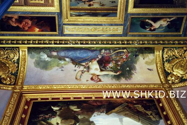 Дворцовая роспись 1