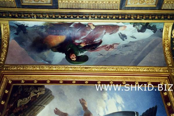 Дворцовая роспись 2