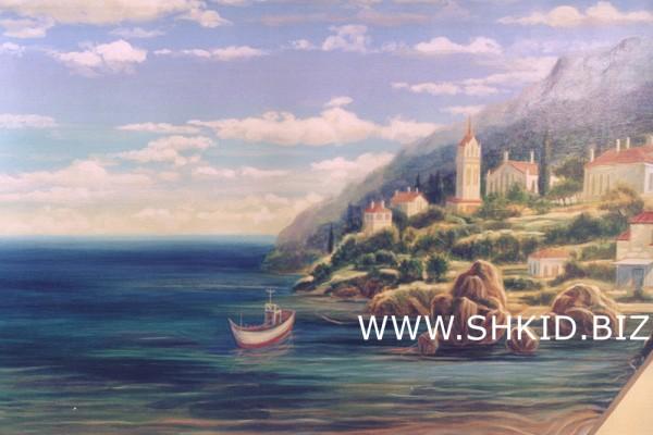 Монументальная живопись 178