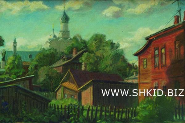 Пейзаж. Ростов Великий