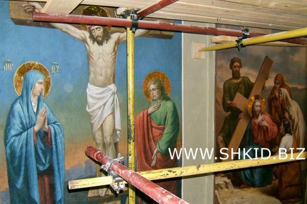 Реставрация храмов 65