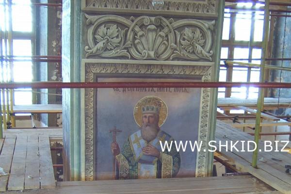 Реставрация храмов 75