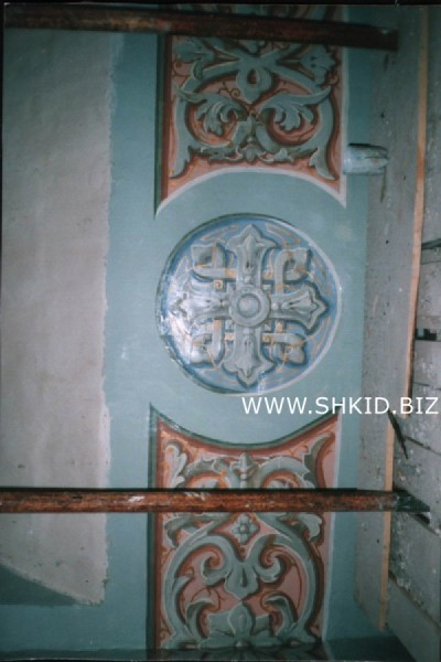 Реставрация храмов 87