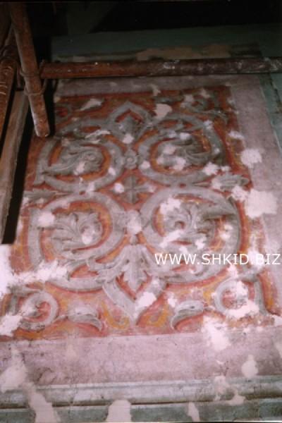 Реставрация храмов 90