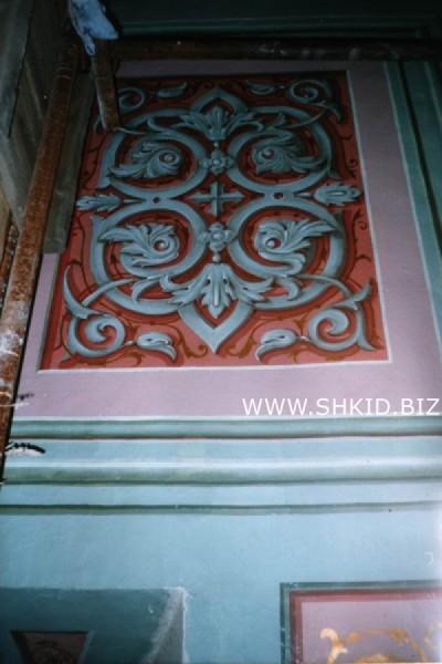 Реставрация храмов 91