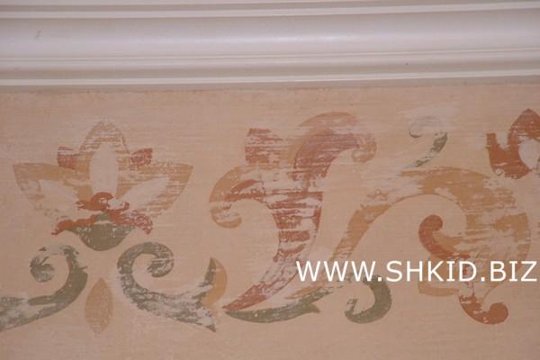 Роспись потолков и стен 42