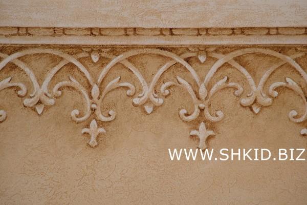 Роспись потолков и стен 58